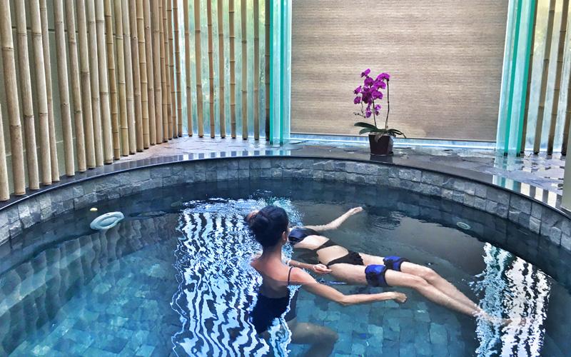Watsu Water Healing Fivelements Hong Kong Sai Kung - Destination Deluxe