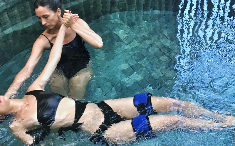 Watsu Water Healing Fivelements in Hong Kong - Destination Deluxe