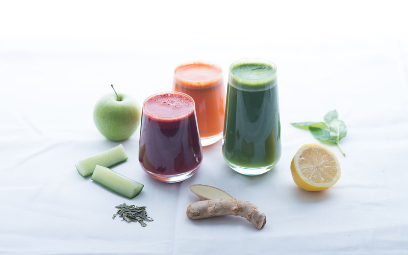 Juice Cleanse Grace Belgravia - Destination Deluxe