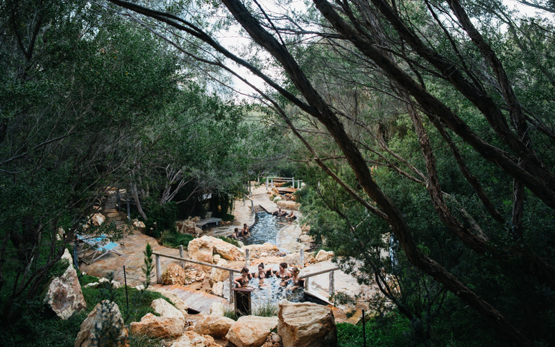 Peninsula Hot Springs Australia - Destination Deluxe