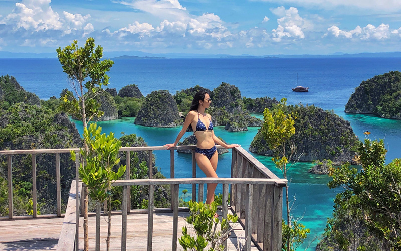 Sequoia Coral Triangle Safaris Pianemo Raja Ampat - Destination Deluxe
