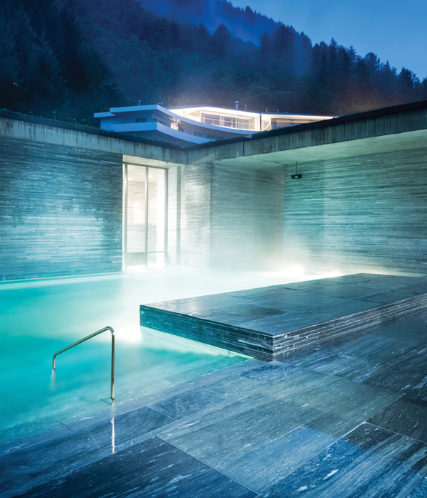 Therme Vals 7132 Hotel Switzerland - Destination Deluxe