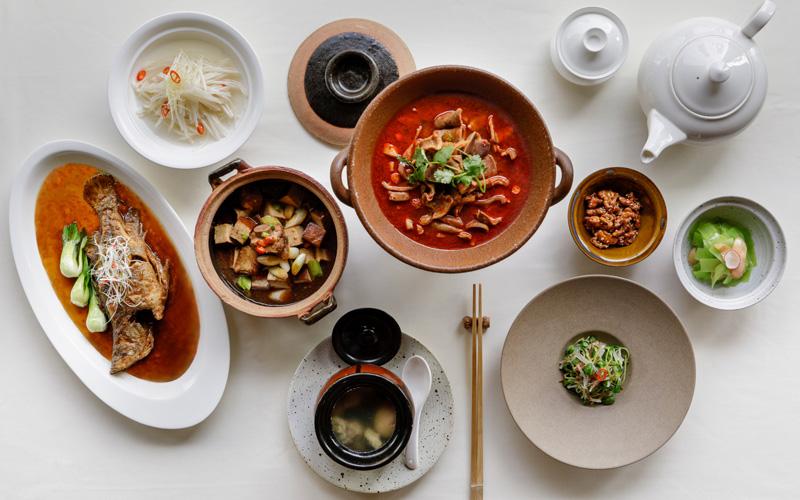 Amanyangyun Shanghai Lazhu Chinese Cuisine - Destination Deluxe