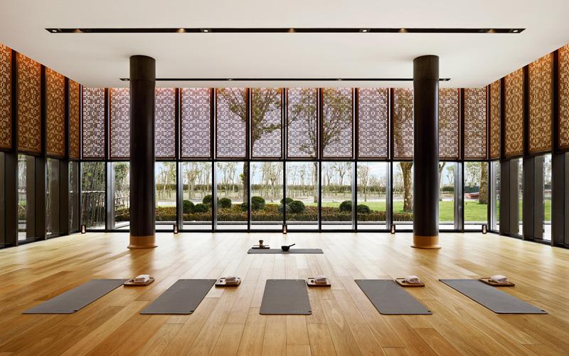 Amanyangyun Shanghai Pilates Yoga Studio - Destination Deluxe