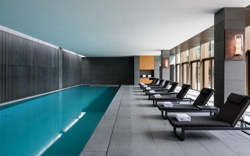 Amanyangyun Shanghai Spa Wellness Indoor Swimming Pool - Destination Deluxe