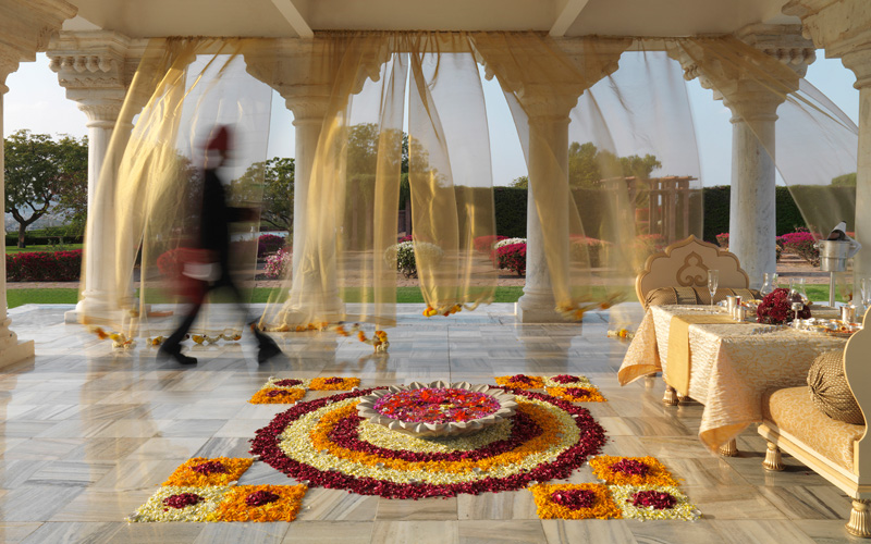 Umaid Bhawan Palace - Destination Deluxe