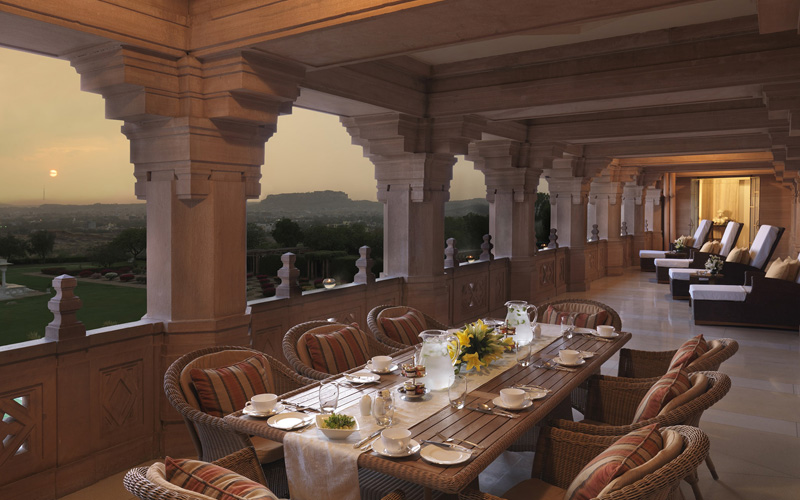 Umaid Bhawan Palace Maharani Suite - Destination Deluxe