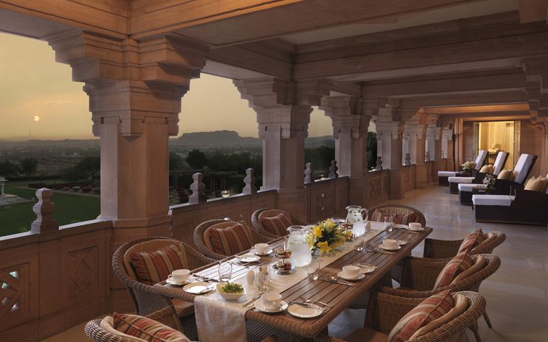 Umaid Bhawan Palace Maharani Suite - Destination Deluxe