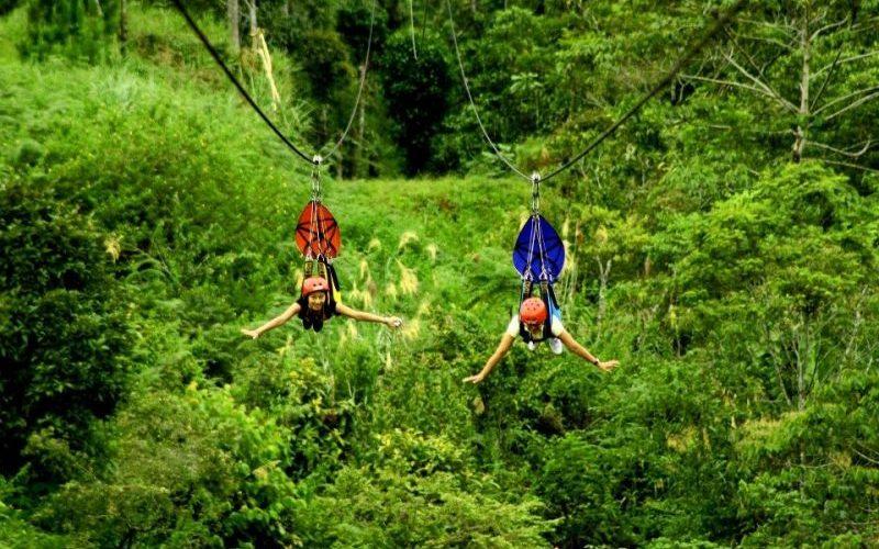Zipline Loboc Eco Adventure Park Bohol - Destination Deluxe