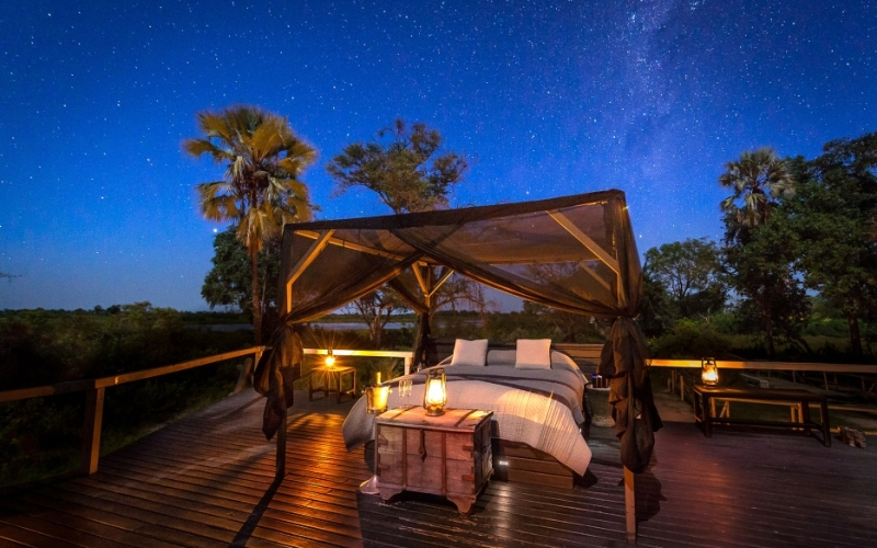 Botswana Skybed - Destination Deluxe