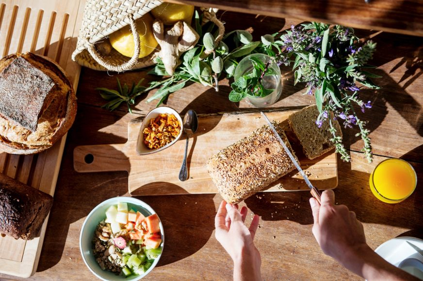 Cal Reiet Vegan Breakfast Wellness Retreat - Destination Deluxe