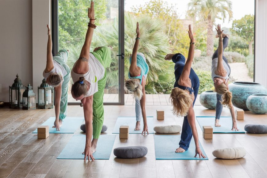 Cal Reiet Yoga Retreat - Destination Deluxe