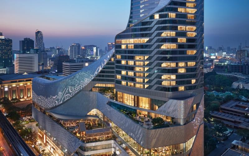 Park Hyatt Bangkok Architecture - Destination Deluxe