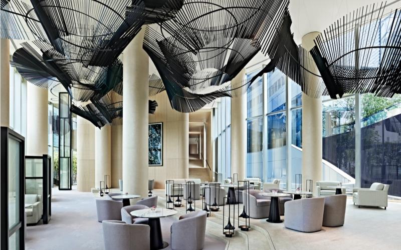 Park Hyatt Bangkok Lounge - Destination Deluxe