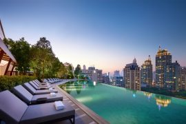 Park Hyatt Bangkok Pool Goals - Destination Deluxe