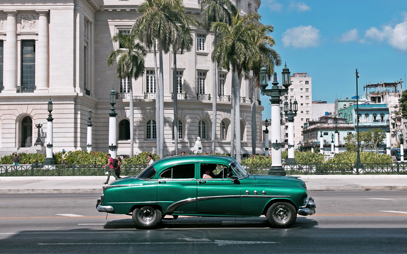 Romantic Destinations Havana Travel - Destination Deluxe