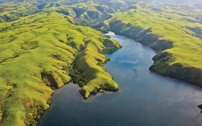 Tufi Papua New Guinea - Destination Deluxe