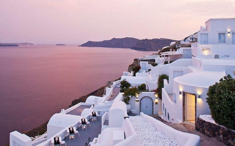 Canaves Oia Hotel Santorini - Destination Deluxe