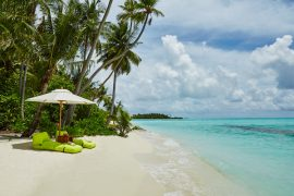 Destination Deluxe x MISCHA Giveaway COMO Maldives
