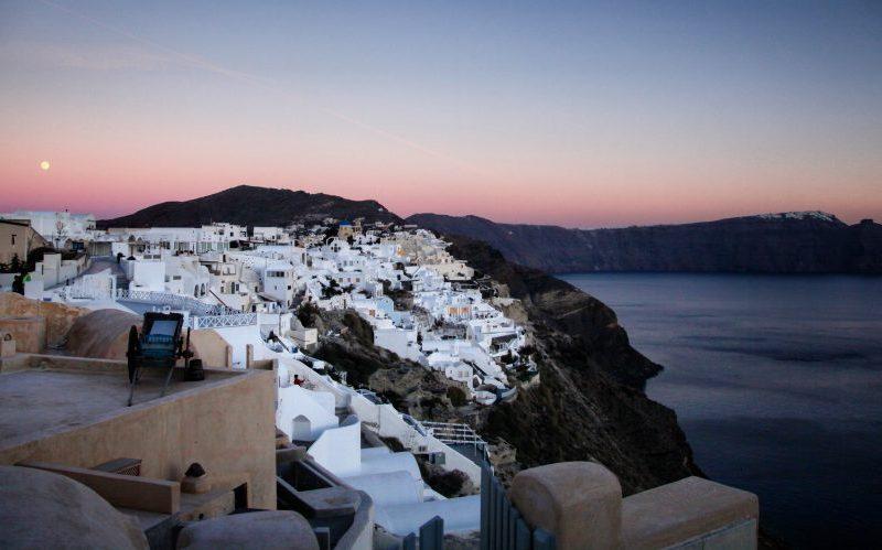Santorini Travel Guide Hike Fira to Oia - Destination Deluxe