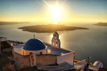 Santorini Travel Guide Pyrgos shot by Stephen Ng - Destination Deluxe