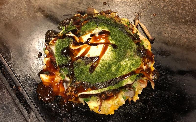 Okonomiyaki Osaka - Destination Deluxe