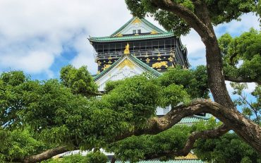 Osaka Castle - Destination Deluxe