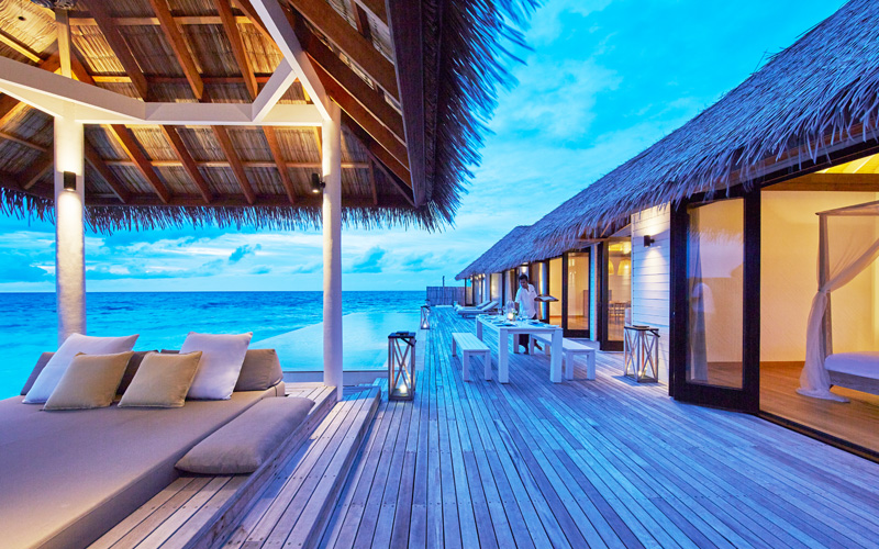 COMO Maalifushi Maldives Resort - Destination Deluxe