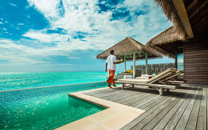 COMO Shambhala Retreat Maalifushi Maldives Wellness Retreats - Destination Deluxe