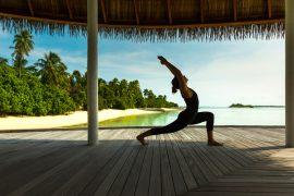 COMO Shambhala Retreat Maalifushi Maldives Yoga - Destination Deluxe