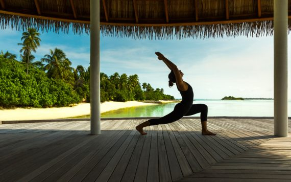COMO Shambhala Retreat Maalifushi Maldives Yoga - Destination Deluxe