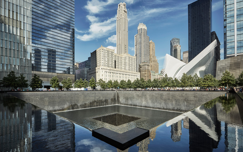 Four Seasons New York Downtown 9_11 Memorial - Destination Deluxe