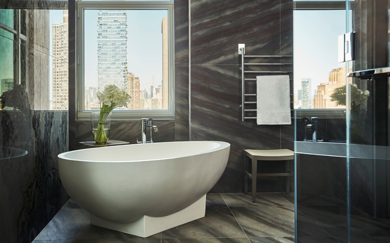 Four Seasons New York Downtown Bath - Destination Deluxe