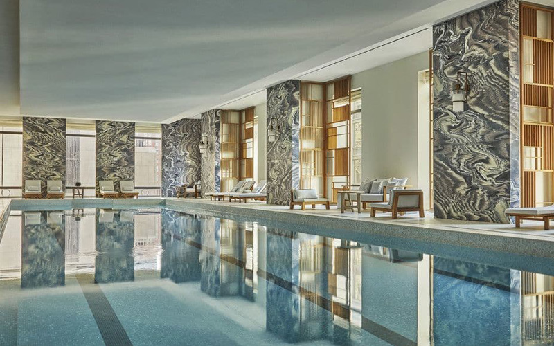 Four Seasons New York Downtown Spa - Destination Deluxe