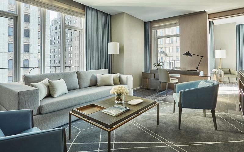 Four Seasons New York Downtown Suite - Destination Deluxe
