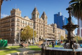 The Windsor Hotel Melbourne - Destination Deluxe