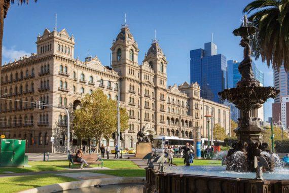 The Windsor Hotel Melbourne - Destination Deluxe