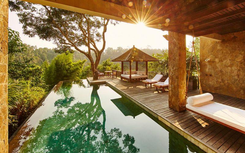 COMO Shambhala Estate Sukma Taro Villa - Destination Deluxe