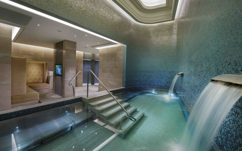 Crown Spa Melbourne Male Pool - Destination Deluxe
