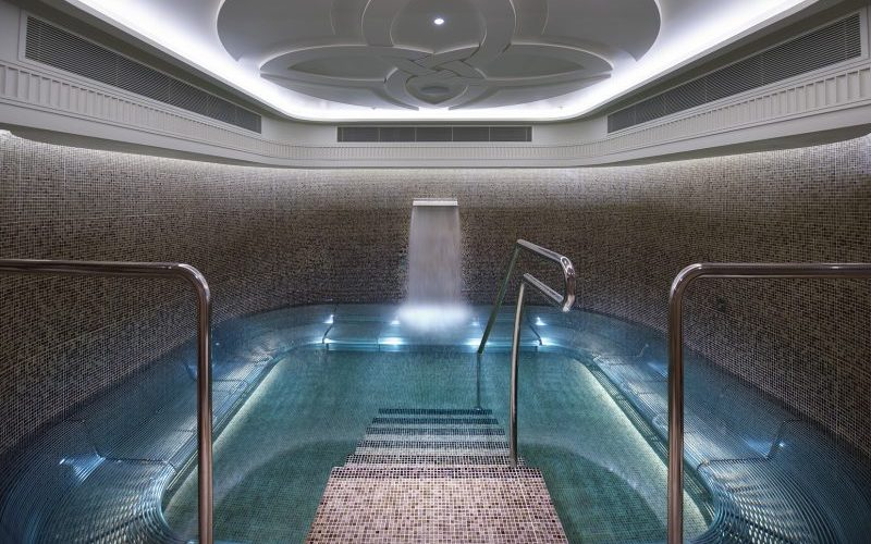 Crown Spa Melbourne Women's Pool - Destination Deluxe