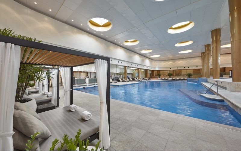 Crown Towers Melbourne Pool - Destination Deluxe