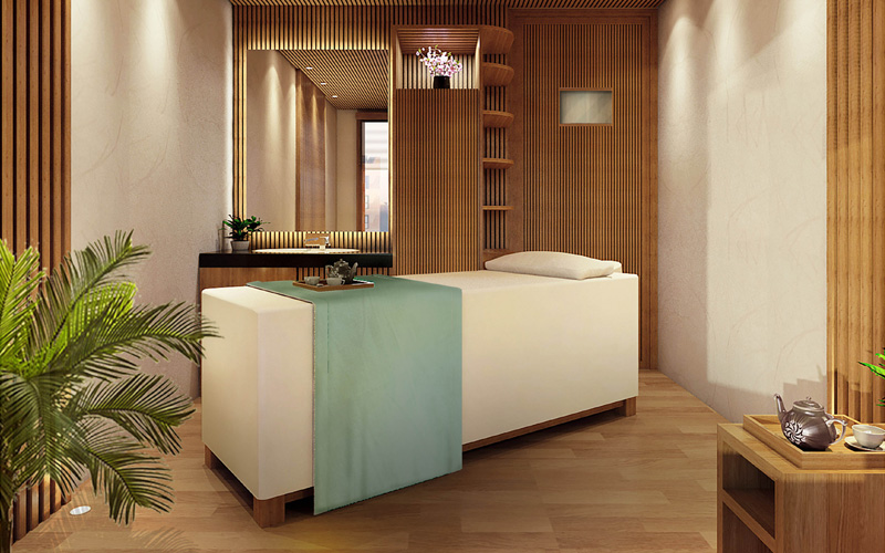 Fivelements Habitat Hong Kong Spa Wellness Times Square - Destination Deluxe