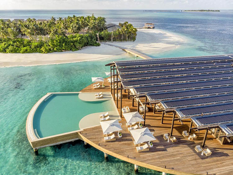 Kudadoo Maldives Private Island Solar - Destination Deluxe