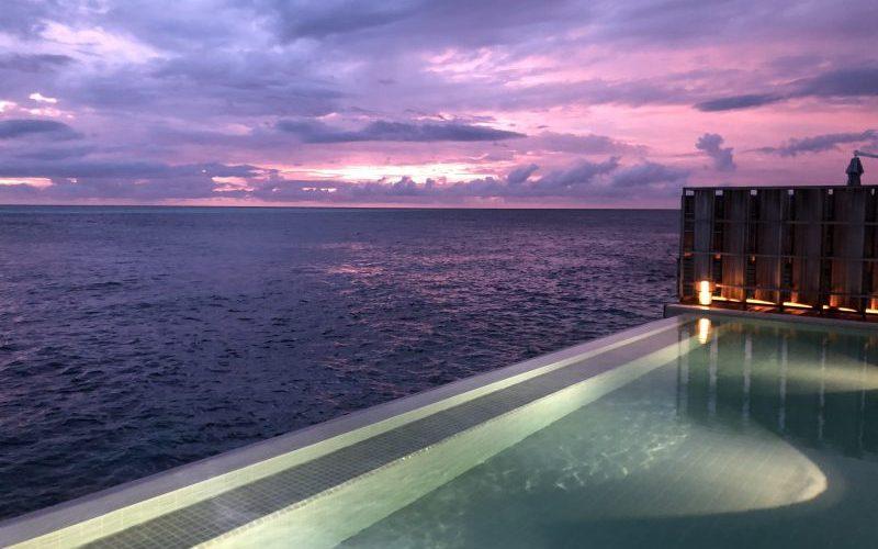 Kudadoo Maldives Private Island Sunset - Destination Deluxe