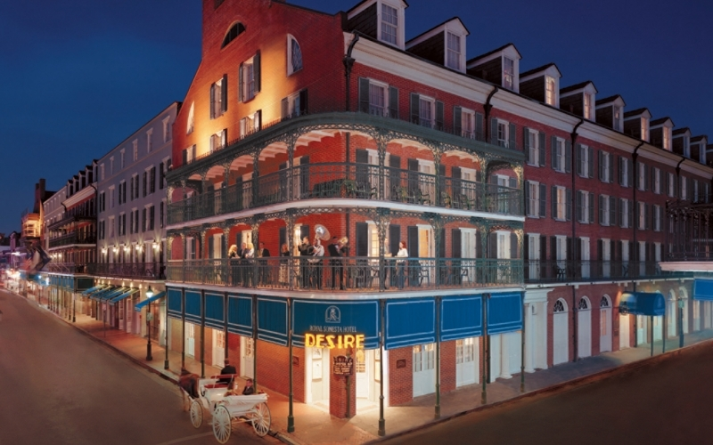 Royal Sonesta New Orleans Hotel - Destination Deluxe