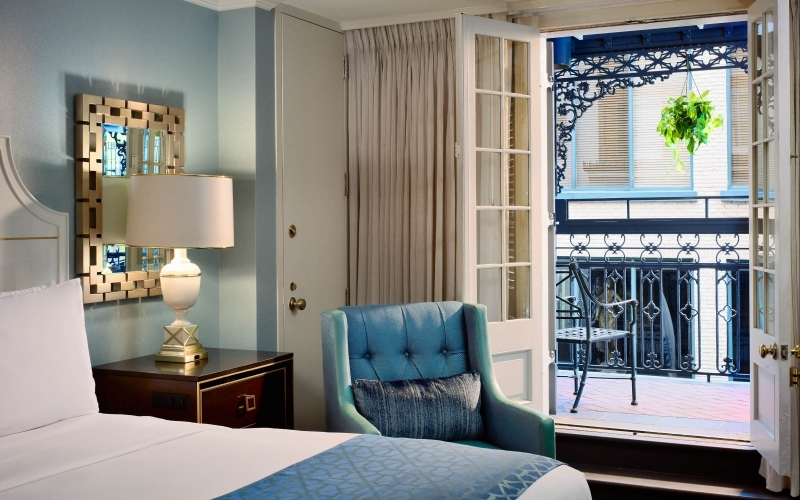 Royal Sonesta New Orleans Hotel Room - Destination Deluxe