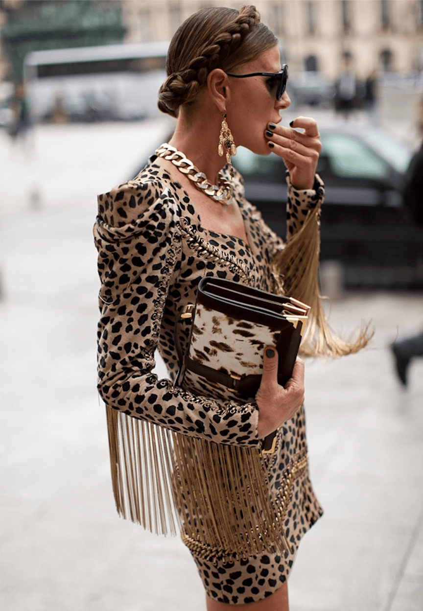 Anna Dello Russo Fashion Icon - Destination Deluxe