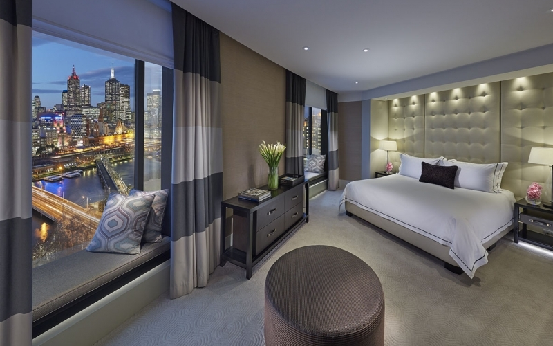Crown Towers Melbourne Premier Suite - Destination Deluxe