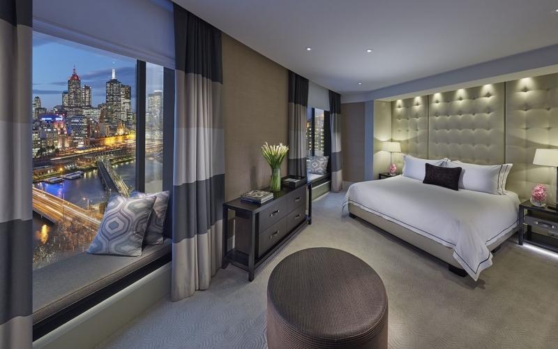 Crown Towers Melbourne Premier Suite - Destination Deluxe