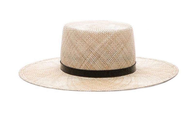 Janessa Leone Hat - Destination Deluxe